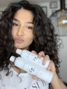 Type 3 Curly Hair Conditioner