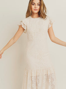 Valery Lace Dress