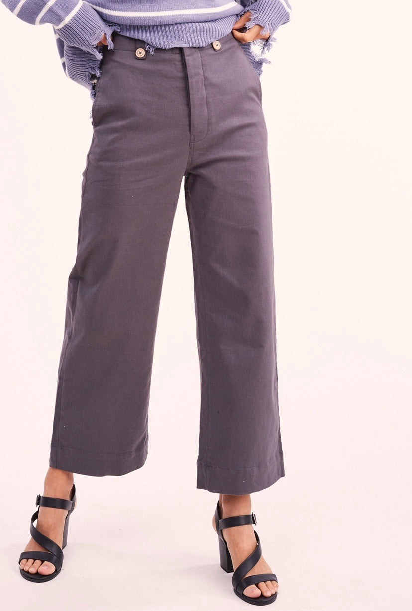 Lindy Wide Leg Pant