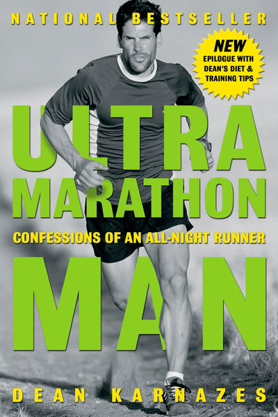 Ultramarathon Man - Confessions of an All-Night Runner