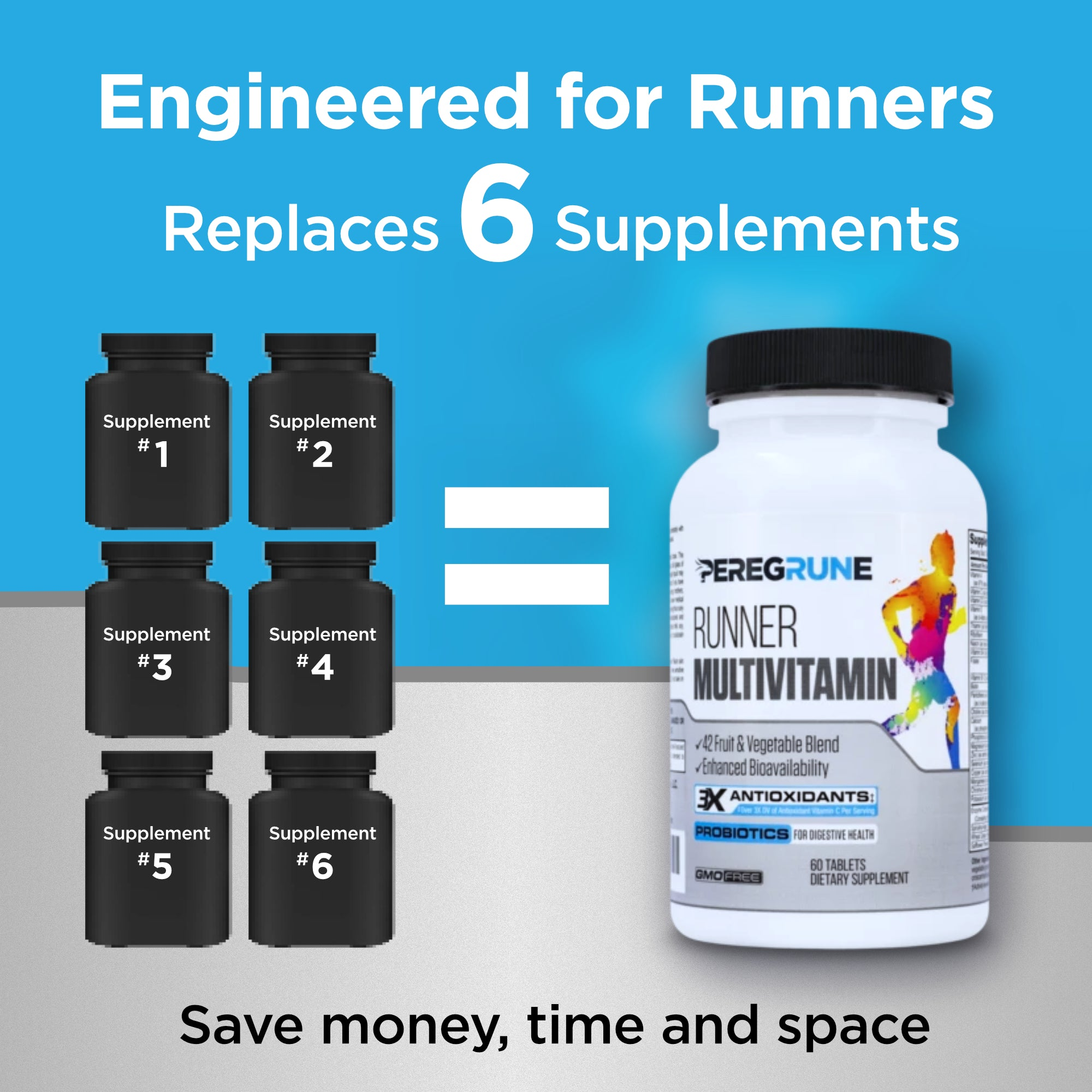 Runner Multivitamin & Joint Support Bundle