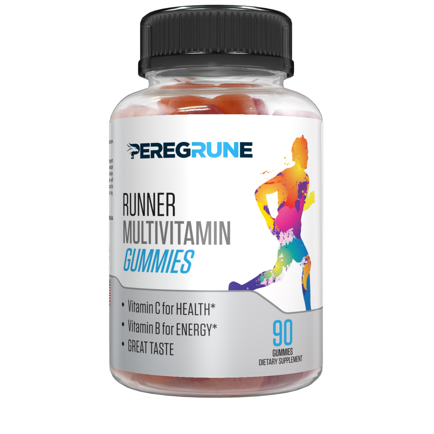 Runner Multivitamin - GUMMY (Gluten Free)