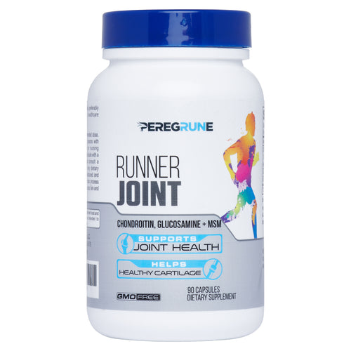 Runner Joint Support: 1, 2 or 3 Month Supply