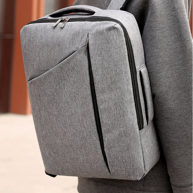 Multifunctional Large Capacity Fashion Men's Business Computer Backpack Handbag