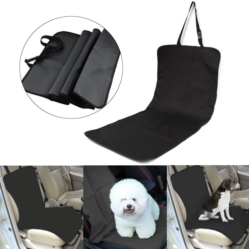 Waterproof Oxford Pet Dog Cat Car Front Seat Cover Protector Mat Blanket Travel