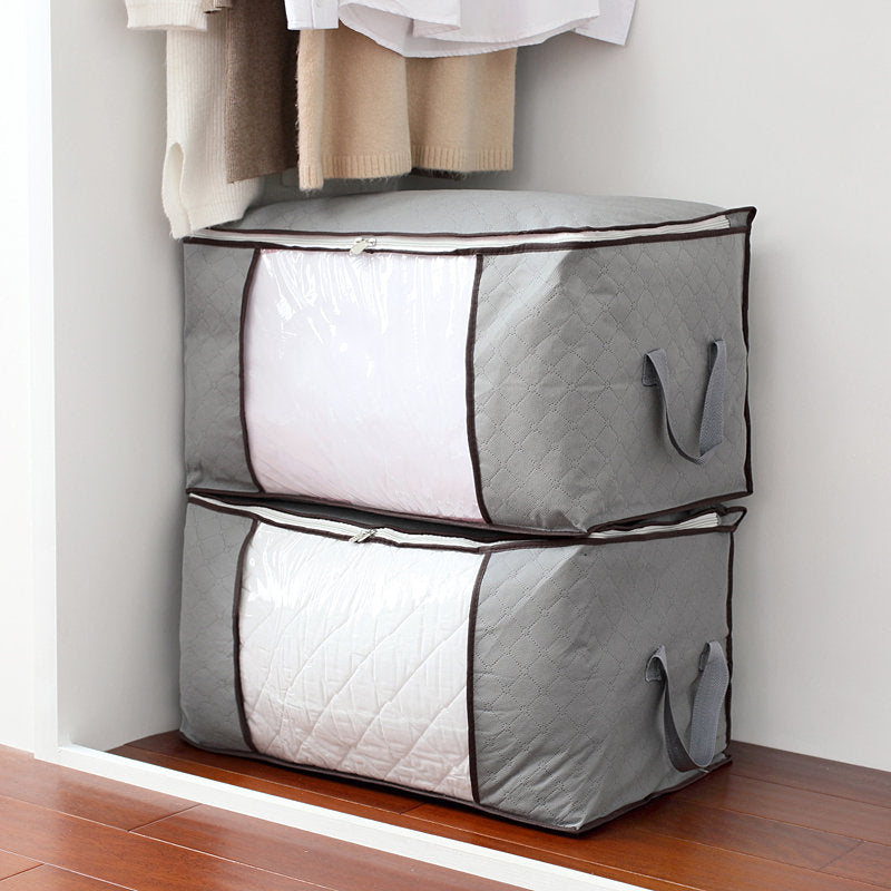 High Capacity Clothes Quilts Big Size Storage Container