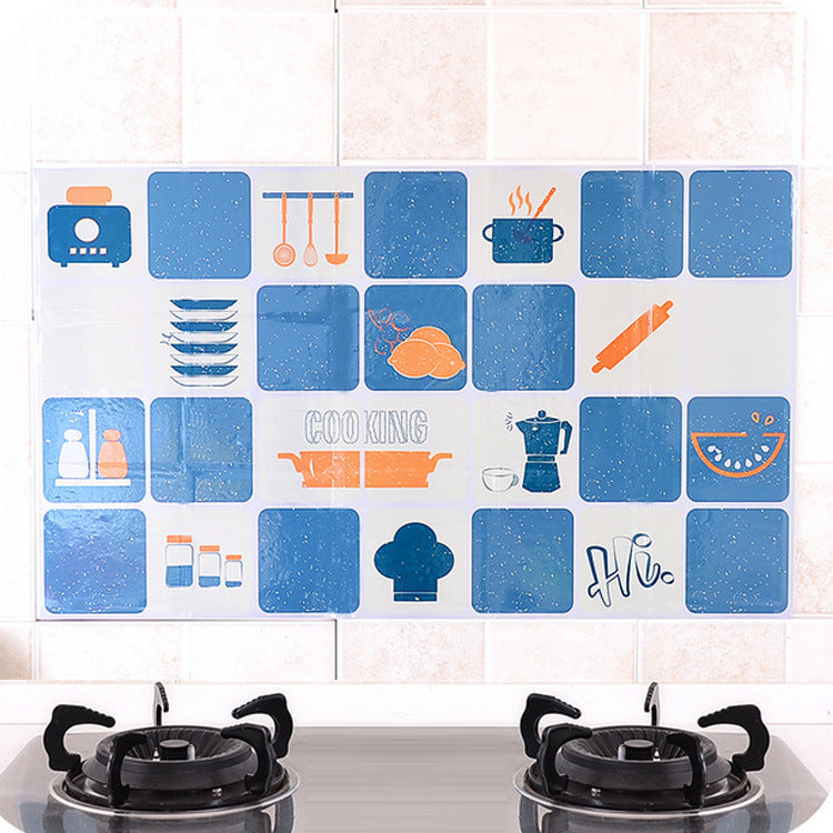 High Temperature Oil Resistant Stickers Tile Wall Stickers