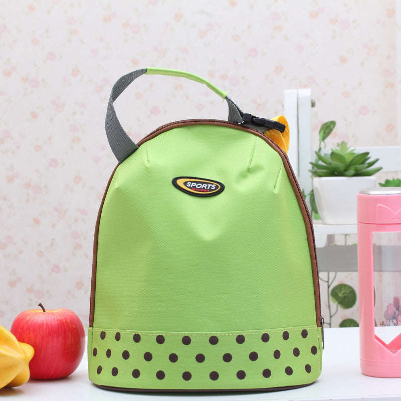 Thicken Ice Pack Heat Preservation Instant Bag Lunch Bag Feeding Bottle Bag