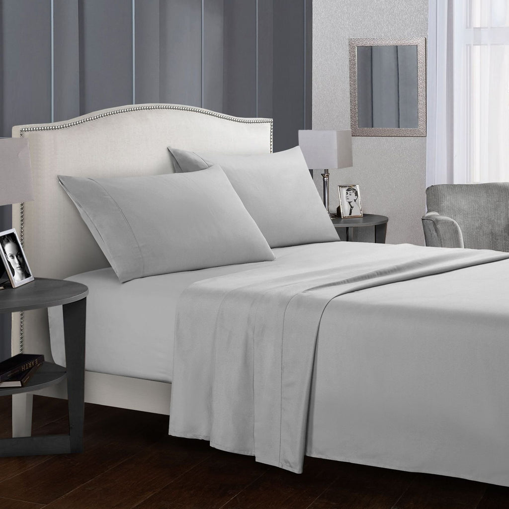 Wrinkle & Fade Resistant Luxury Bed Sheets Softest Bedding Sets