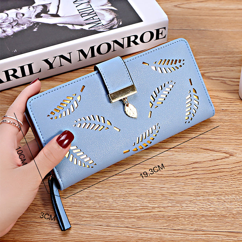 Women's Purse Tree Leaf Pattern Fashion Easy To Carry All Match Bag