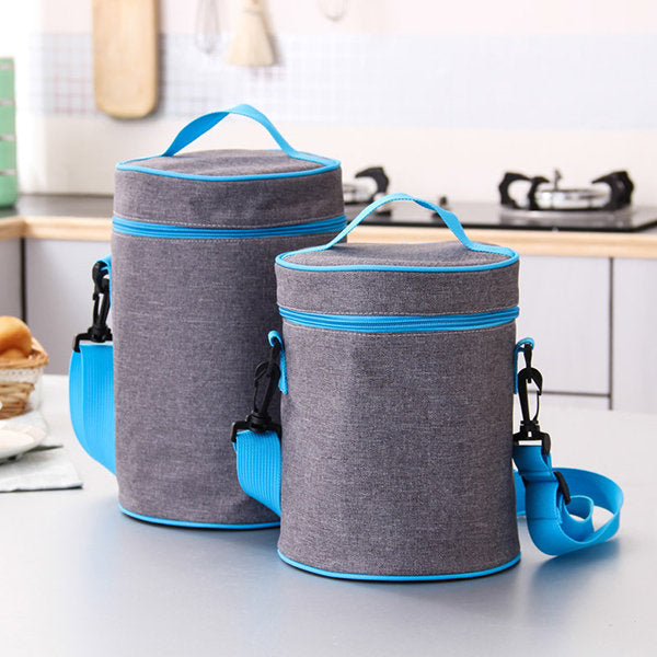 Oxford Lunch Tote Bag Cooler Insulated Picnic Travel Bags