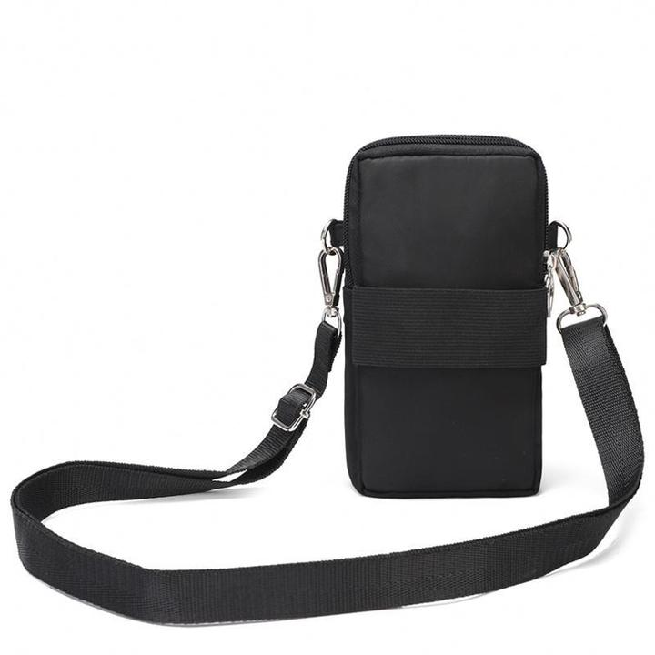 Waterproof Nylon Women Phone Bags Crossbody Bag