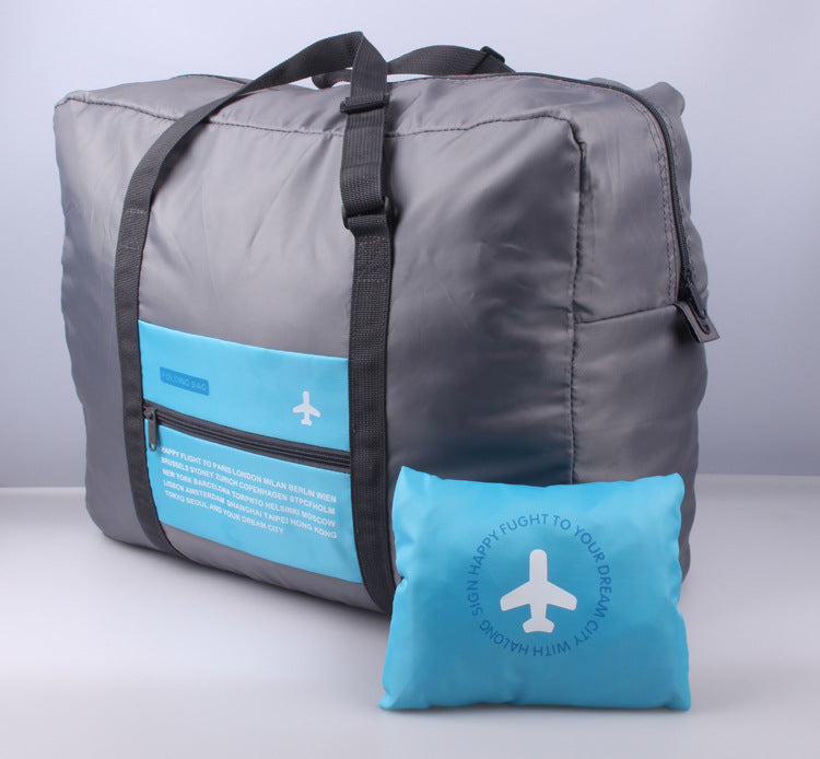 Lightweight Waterproof Foldable Storage Carry Luggage Travel Bag