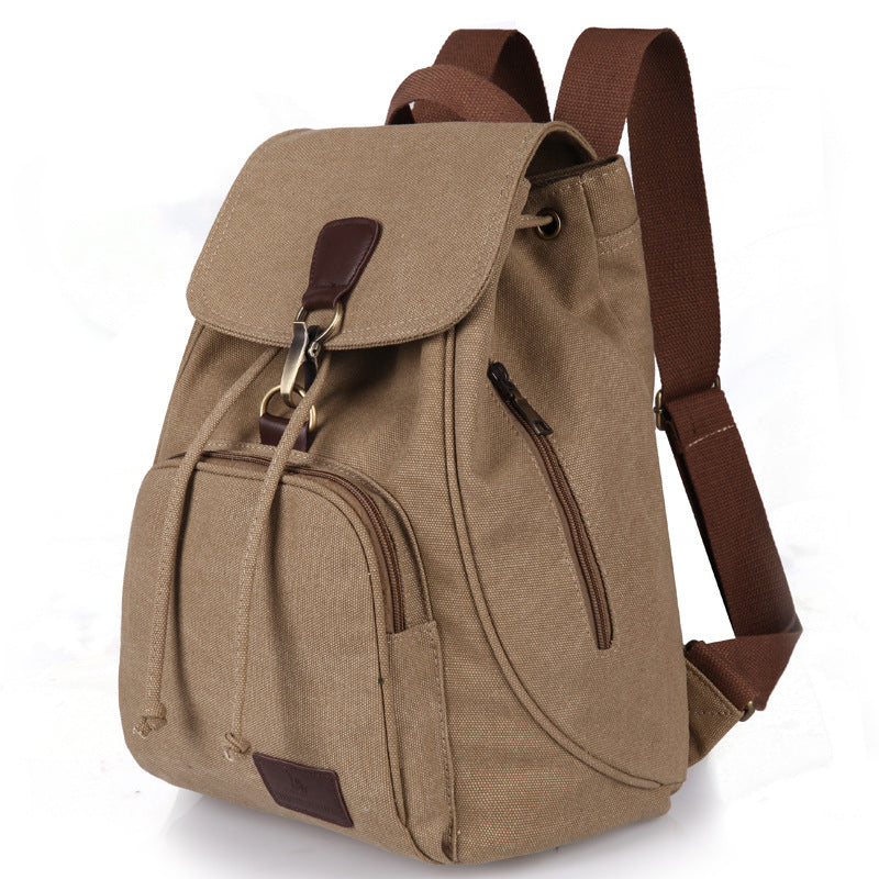 New Canvas Retro Tide Outdoor Backpack