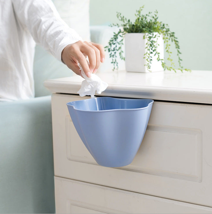 Hook-type Kitchen Flower Storage Bin