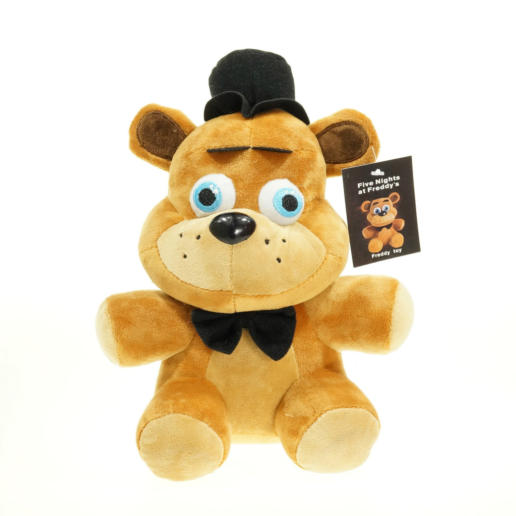 Five Nights at Freddy's 6 Horror Game Plush Dolls Kids Plush Toy