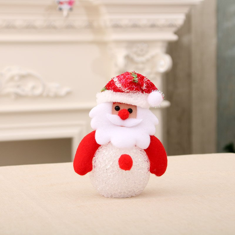 Colorful Energy-saving Christmas Night Light Pat Light Cute Light