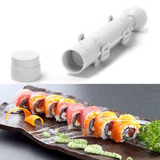 New DIY Cooking Group Roll Sushi Machine Sushi Model Kitchen Tool
