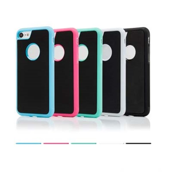 Anti Gravity Sticky Washable Phone Case for iPhone
