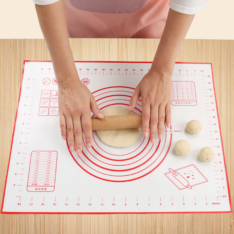 Silicone Baking Sheet Rolling Dough Pastry Bakeware Liner Pads