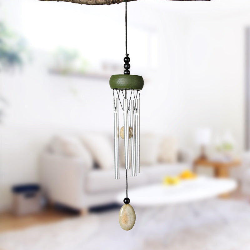 Beautiful Garden Chimes, Portable Metal Wind Chimes for Home Garden Decoration