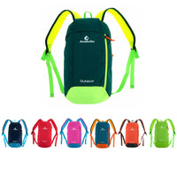 10L Outdoor Shoulder Backpack Rucksack Unisex Soft Bag Sports Camping Hiking