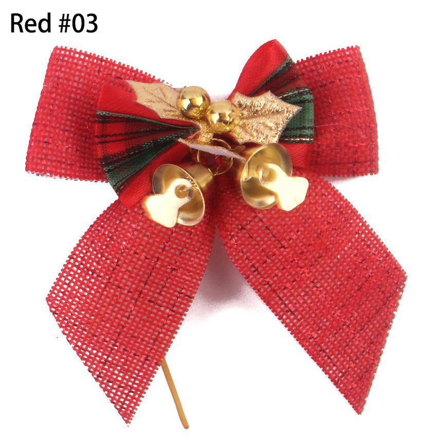 Christmas Bow Bell Christmas Gifts Christmas Wreaths Christmas Tree Decorations