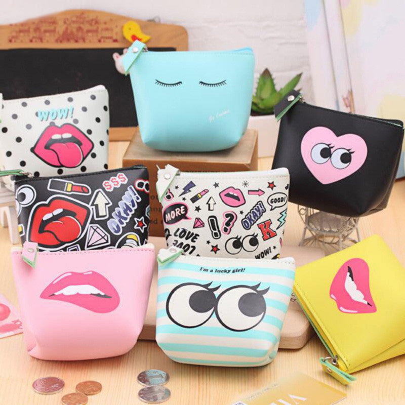 Women Print Toiletry Makeup Bag Travel Organizer Storage Pouch Clutch Bag