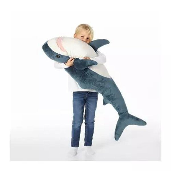 Shark Stuffed Animals | Neat Soft Large Body Pillow  Plush Ocra Fish Soothing Toy Children's Gifts