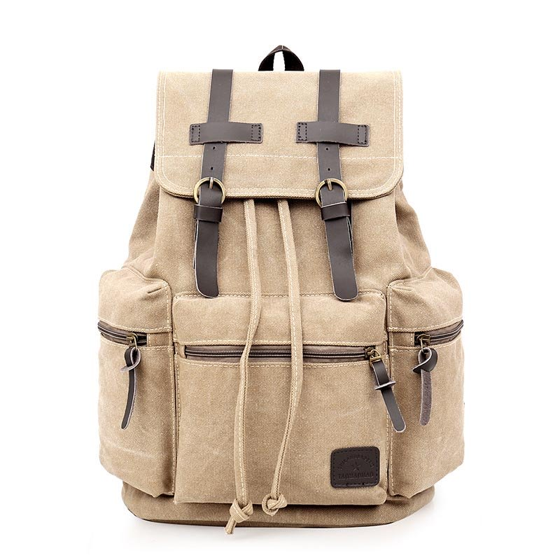 Women's Casual Vintage Canvas Backpacks