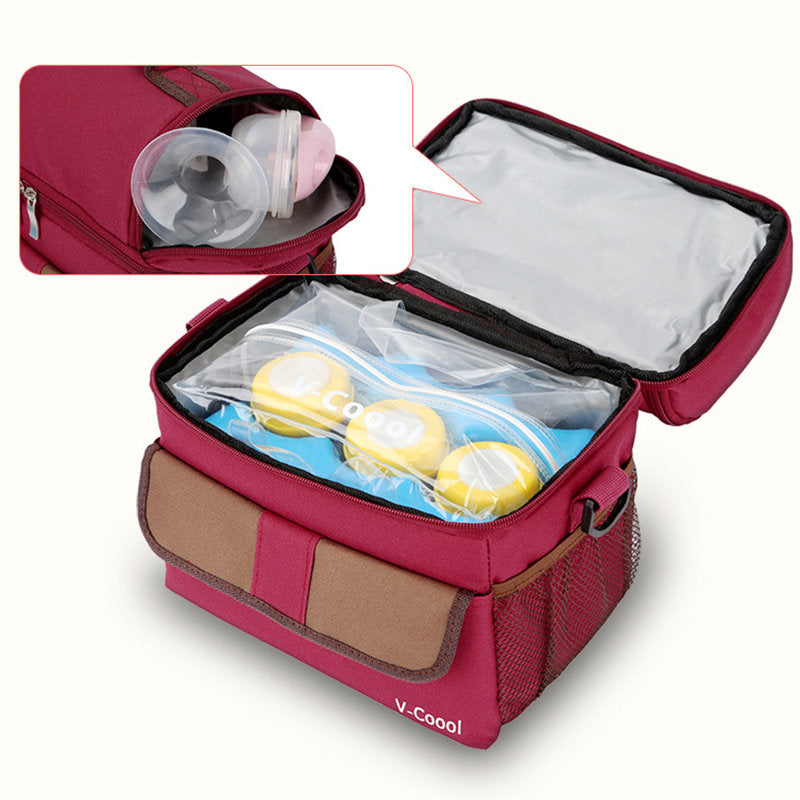 Classical Picnic lunch Bags Insulation and Cold Preservation Bag