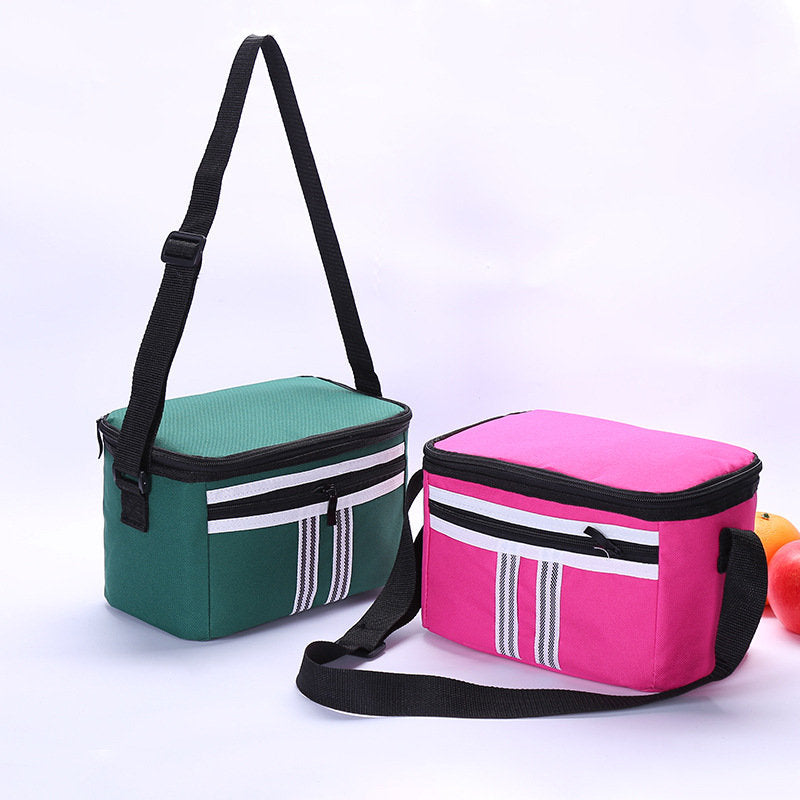 5L Outdoor Insulated Cooler Bag Thermal Lunch Bag Totes Bag