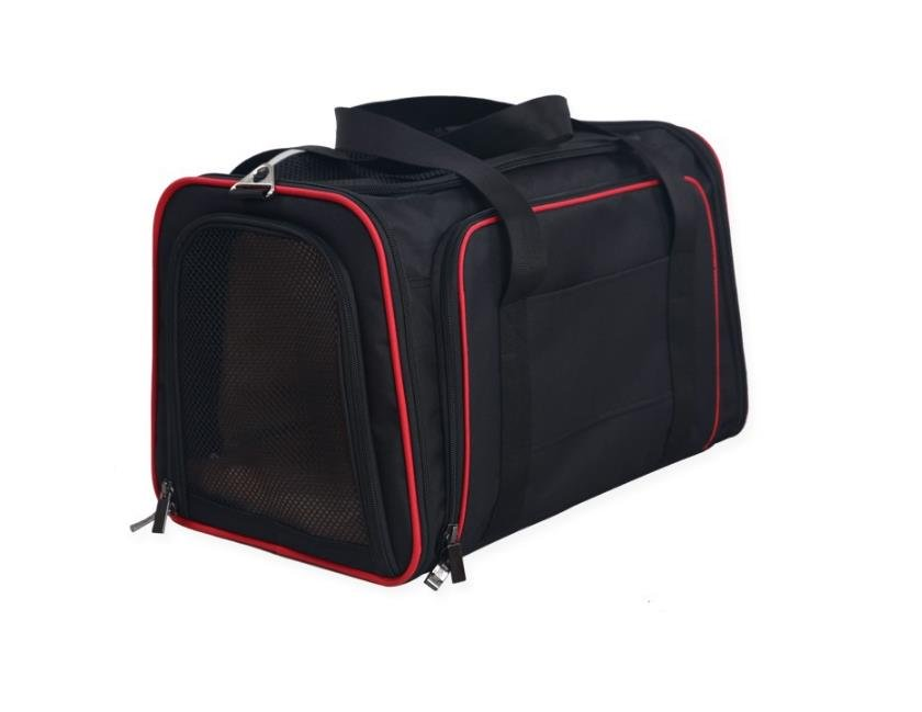 Pet Carrier with Two Side Expansion Ideal Designed Cats & Dogs Puppies Pet Bag Outdoor
