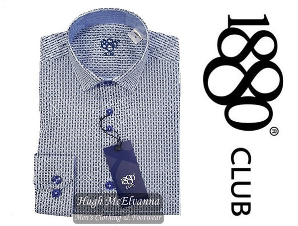 Boys 1880 Club Shirt Call No: 25652 - 2 Colour Options