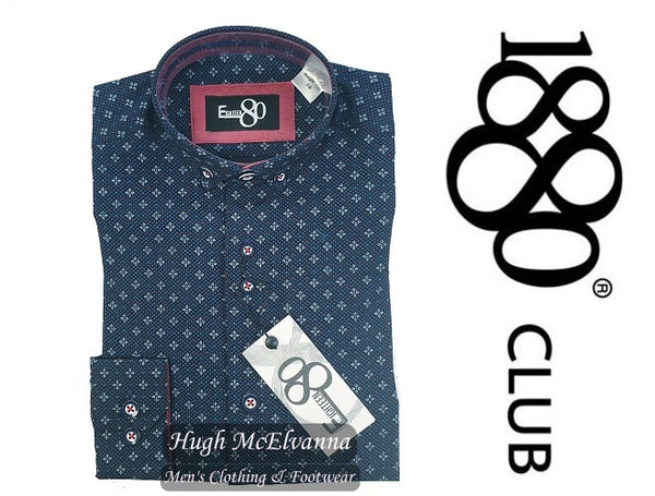 Boys 1880 Club Shirt Call No: 25872/78