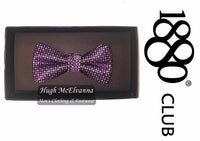 1880 Club Boys Bow Tie Style: WB4686 ( 2 Colour Options )