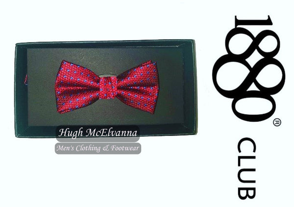 1880 Club Boys Red Bow Tie Style: WB4959/65