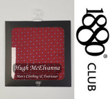 Boys Plain Pocket Square Call No: PB4684 ( 2 Colour Options Available ) - Hugh McElvanna Menswear