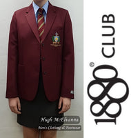 GIRLS 1880 Club Blazer - St.Patrick's High School Keady - Hugh McElvanna Menswear