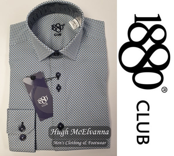 Boys 1880 Club® Shirt Call No: 25651/12 - Hugh McElvanna Menswear