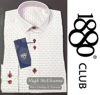 Boys 1880 Club® Shirt Call No: 25685/16 - Hugh McElvanna Menswear