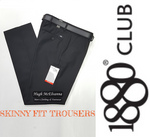 Men's 1880 Club SKINNY Trouser 72400/00 - Hugh McElvanna Menswear