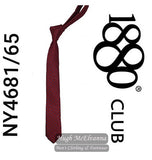 1880 Club Youth's Ties - 4 Colour Options Style: NY4681