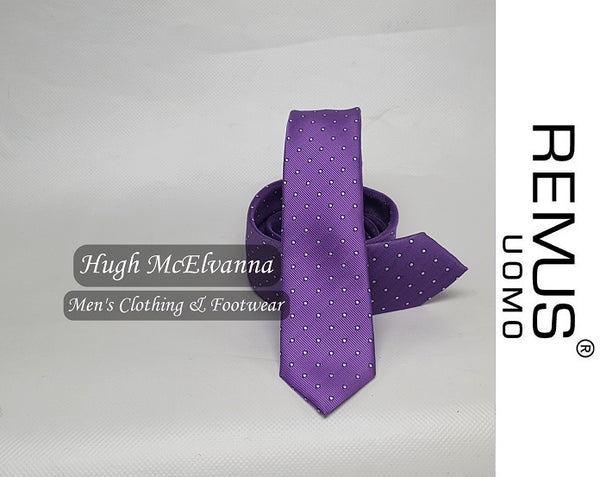 Remus Uomo Slim Tie Style: N4380 - 2 Colours options available