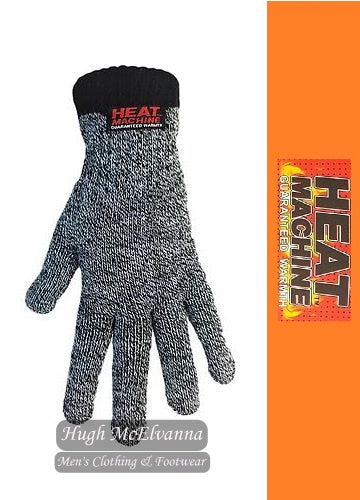 Thermal Lined Glove by Heat Machine