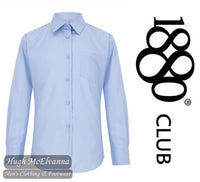 1880 Club Regular Fit 2Pk Shirt With Pocket Front Call No: 25200