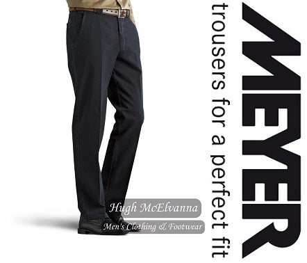 Meyer Denim Trouser Style: Roma 629/19 - Hugh McElvanna Menswear