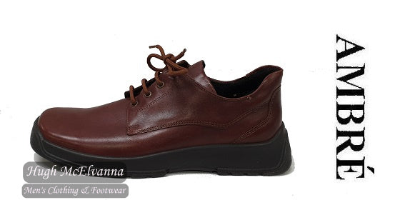 Brown Walking Shoe by Ambre of Denmark Style: 911