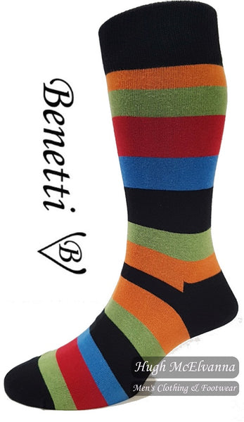 Design Socks by Benetti® - Hugh McElvanna Menswear