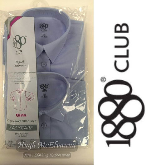 1880 Club Fitted 2Pk. Blouse Call No: 25210G - Hugh McElvanna Menswear